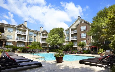 Apartments for Rent in Atlanta, GA - Camden St. Clair