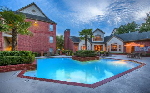 Camden Stonebridge Apartments In Houston Texas