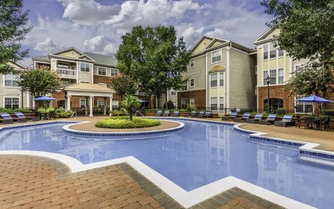 Camden Stonecrest Apartments in Charlotte, North Carolina