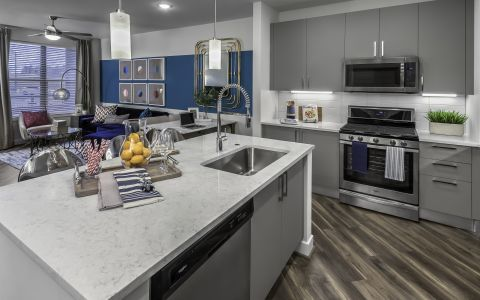 Camden Washingtonian Apartments Now Open in Gaithersburg, MD