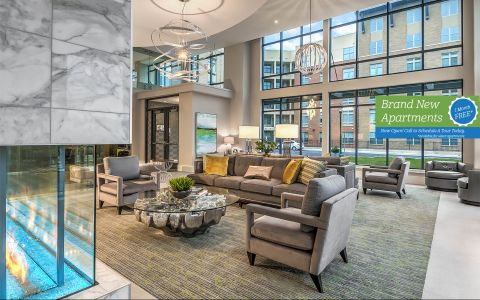 Up to One Month Free at Camden Washingtonian Apartments in Gaithersburg, MD