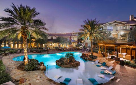 Camden Whispering Oaks Apartments In West Houston