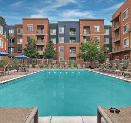 Apartments for Rent in Denver, CO - Camden Belleview Station