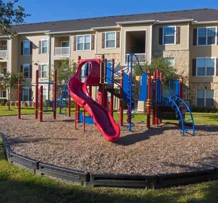 Playground at Camden Downs at Cinco Ranch Apartments in Katy, TX