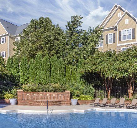 Camden Fallsgrove Apartments Rockville Md