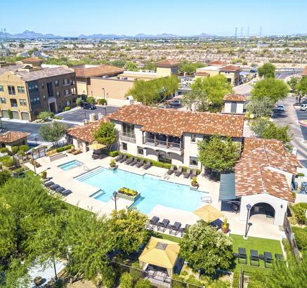 Scottsdale Az Apartments With Garages
