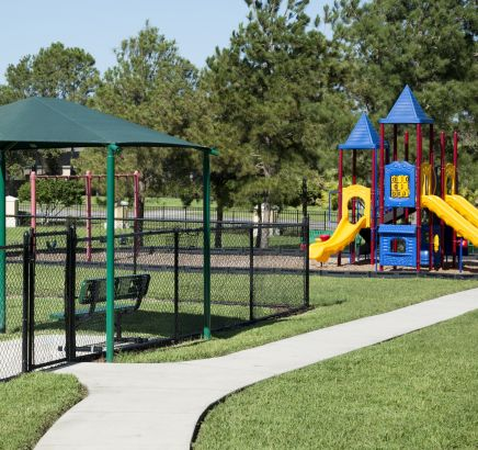 Camden Hunters Creek Apartments in Orlando, FL dog park and playground