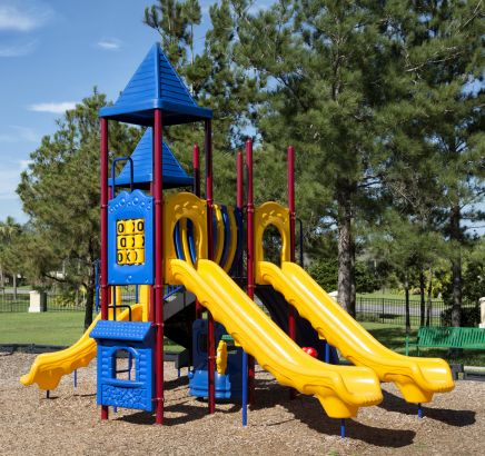 Camden Hunters Creek Apartments in Orlando, FL playground