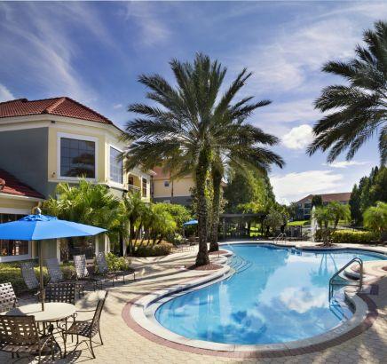 Camden Hunters Creek Apartments in Orlando, FL pool