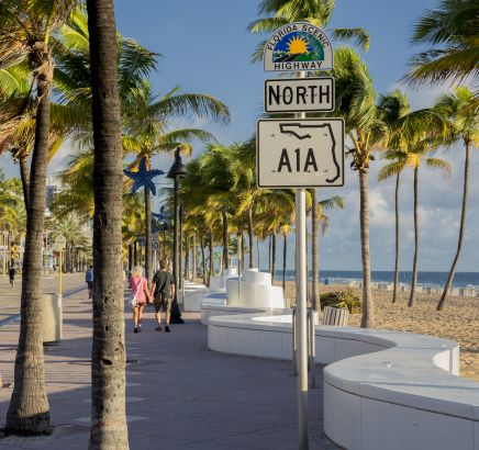 Camden Las Olas Apartments in Fort Lauderdale, FL beach