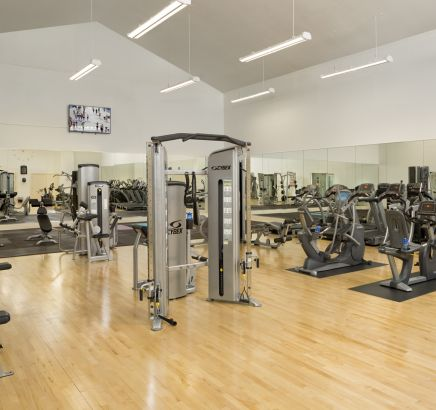 Camden Lee Vista Apartments in Orlando, FL fitness center