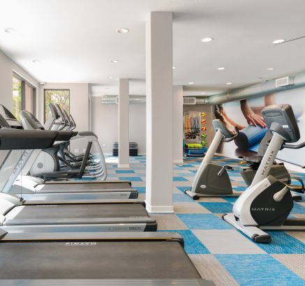 Camden Martinique apartments in Costa Mesa, CA fitness center