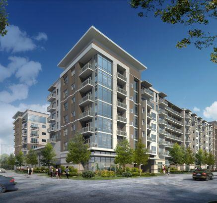Camden McGowen Station Apartments In Midtown Houston, TX ...