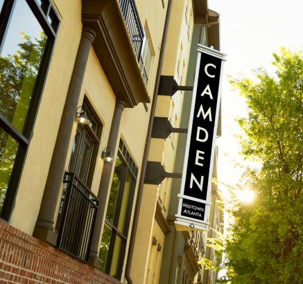 Apartments For Rent In Atlanta Ga Camden Midtown Atlanta