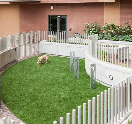 High Quality ... Dog Park At Camden NoMa Apartments In Washington DC ...