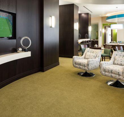 Media Room at Camden NoMa Apartments in Washington DC