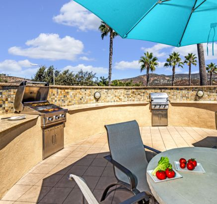 ... Outdoor Grills At Camden Old Creek Apartments In San Marcos, CA ...