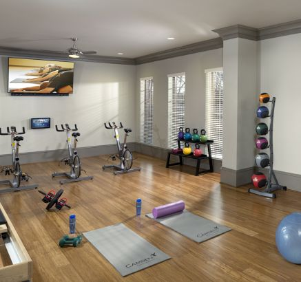 Camden Paces Buckhead Apartments in Atlanta, GA fitness center