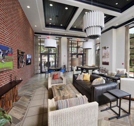 Camden Paces Buckhead Apartments in Atlanta, GA clubhouse