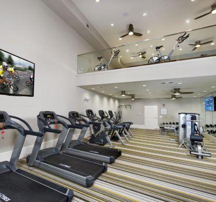 Camden Paces Buckhead Apartments in Atlanta, GA fitness center