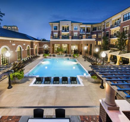 Camden Paces Buckhead Apartments in Atlanta, GA pool