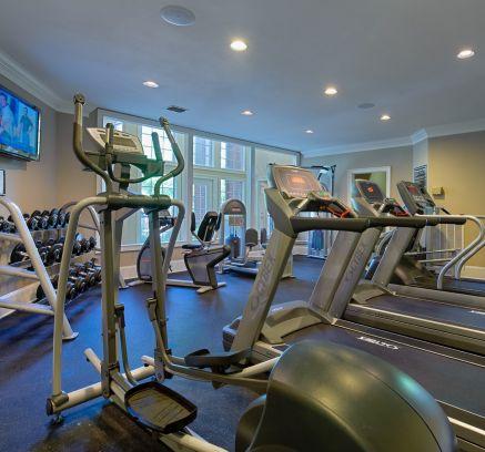 Camden Phipps Apartments Fitness center in Atlanta, GA