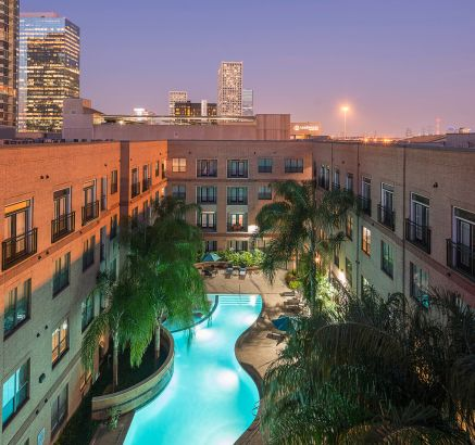 Apartments for Rent in Houston, TX - Camden Plaza