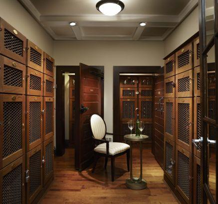 ... Wine Locker At Camden Roosevelt Apartments In Washington, DC Metro U  Street Corridor Near DuPont