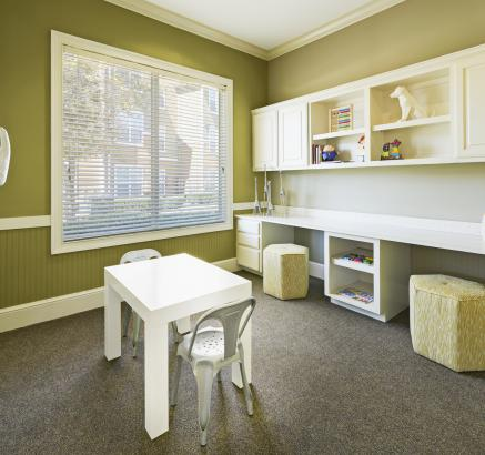 Kids Playroom at Camden South Bay Apartments in Corpus Christi, TX