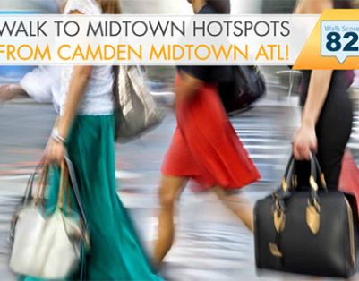 Camden Midtown Atlanta Apartments in Midtown Atlanta