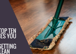 10 Places You are Forgetting to Clean in Your Apartment