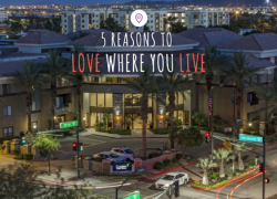 5 Reasons to love where you live in Downtown Phoenix at Camden Copper Square