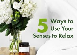 5 Ways to Use Your Senses to Relax