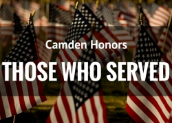 Camden Honors One of Our Own Resident War Hero Mr. Reichek