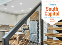 Camden South Capitol Debuts 4 New Apartment Homes