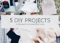 5 DIY Projects to Enhance Your Home