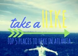 Hike in Atlanta