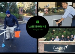 Camden Lansdowne Maintenance Rocks!