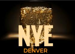 Top NYE Events in Denver