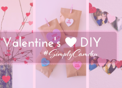 3 Valentine's Day DIY Projects