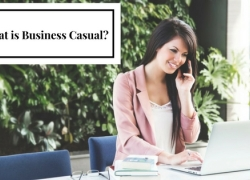 What is Business Casual?