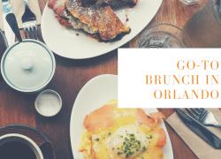 Go-To Brunch in Orlando, Florida