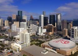 Houston Skyline Views