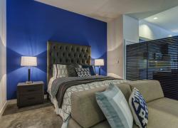 Accent Walls easy Affordable Way to Chic Up Your Apartment Home