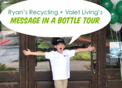 Message in a Bottle Tour 2018