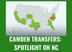 Camden Transfers - Spotlight on NC