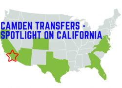 Camden Transfers - Spotlight on California