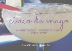 Where to eat and party on Cinco de Mayo in Charlotte, NC?