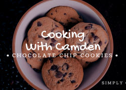 The Best Chocolate Chip Cookie Recipe!