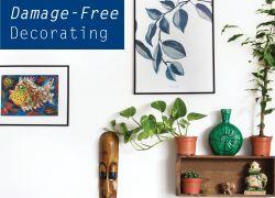 damage-free decorating